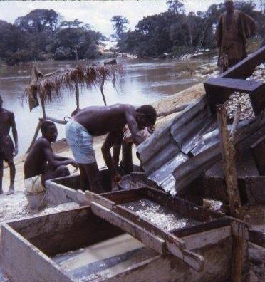 Cox, Louise Schullery - Diamond mining